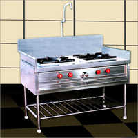 Automatic Burner Gas Stove