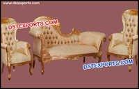 Wedding Beautiful Sofa Set