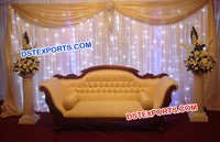Wedding Stage Grand Sofa