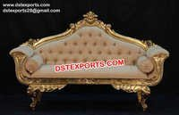 Wedding Stage Decor Sofa