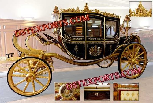 ROYAL FUNCTION HORSE CARRIAGE
