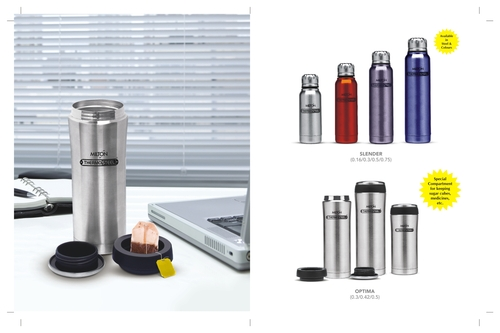 Thermo Steel Flask