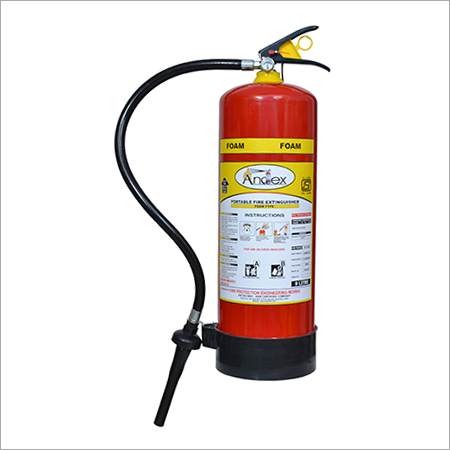Foam Based Fire Extinguisher