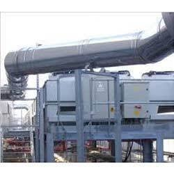 Exhaust Steam Piping