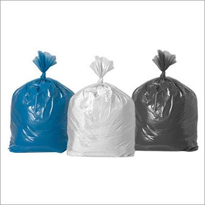 HDPE Plain & Printed Garbage Bags