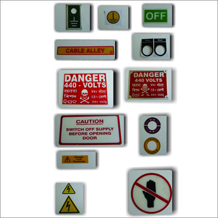 Electical Panel Labels