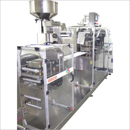 Pharmaceutical Packaging Machinery
