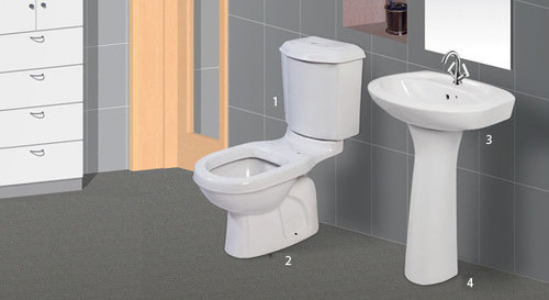 Classic Sanitary Ware Suite