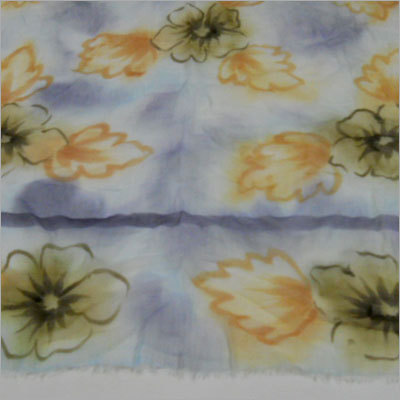 Cotton Hand Painted Stoles