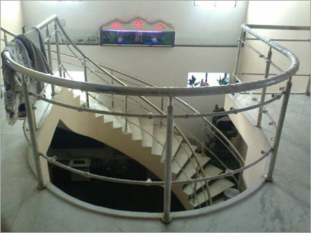 Indoor SS Railings