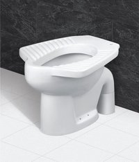 Anglo p type water closet