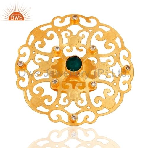 Cubic Zirconia Fashion Jewelry
