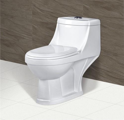 Ceramic One piece water closet