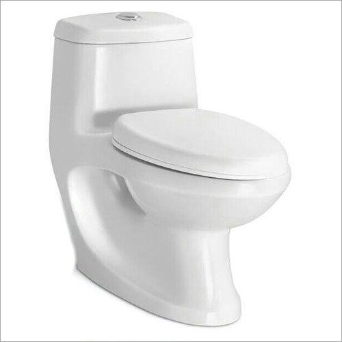 White One Piece Toilet