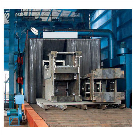 Multi Function Shot Blasting Machine