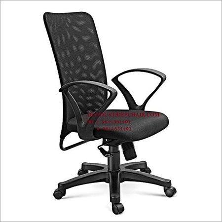Back Support Mesh Chair