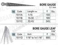 Bore Gauge / Bore Gauge Leaf