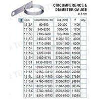 PI Tape / Diameter Tape Circumference Gauge PI Tape
