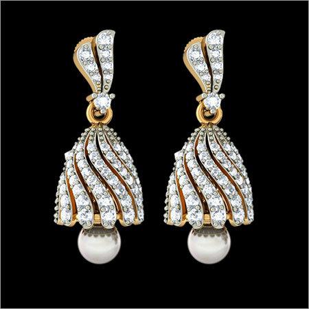 Women Gold Earings