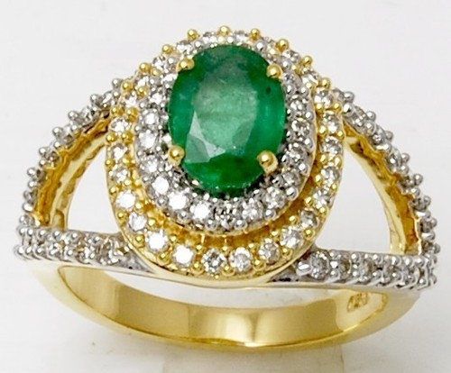 Newest Design Gemstone Ring