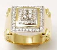 Exclusive 18K Men's Ring Suppliers