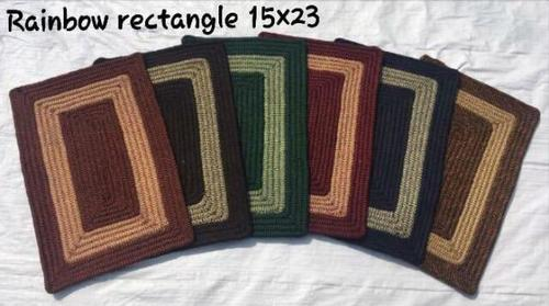 RECTANGLE BRAIDED PLACEMATS