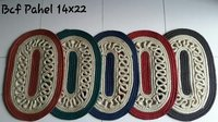 OVAL COTTON PLACEMATS