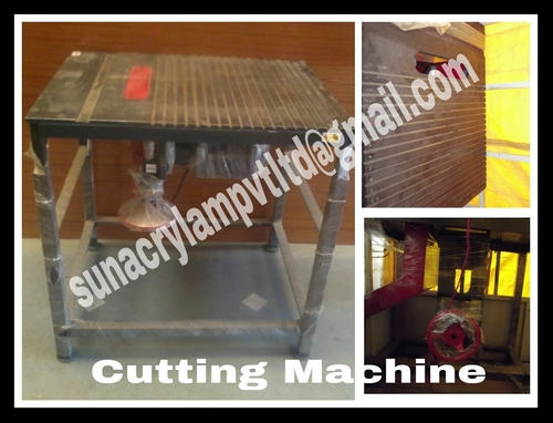 Industrial Switchboard Cutting Machine