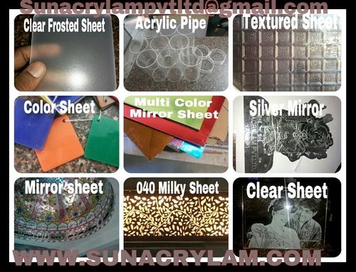 Custom Acrylic Sheets