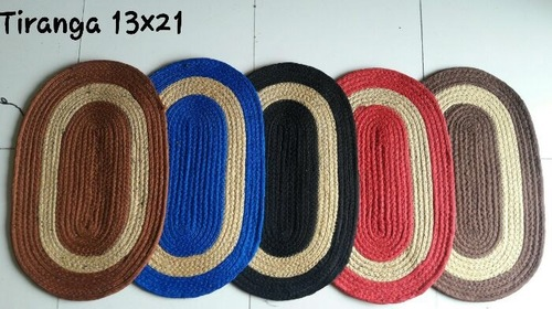COTTON DOOR MATS