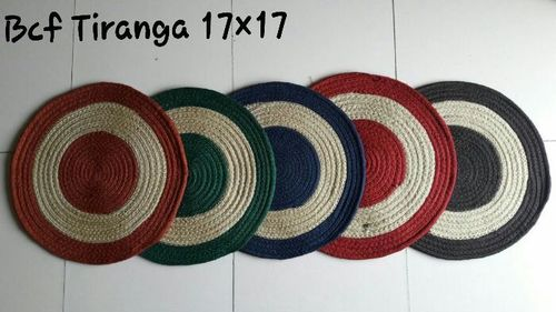 ROUND OUTDOOR PLACEMATS