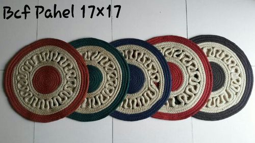 COLOURED DOOR MATS