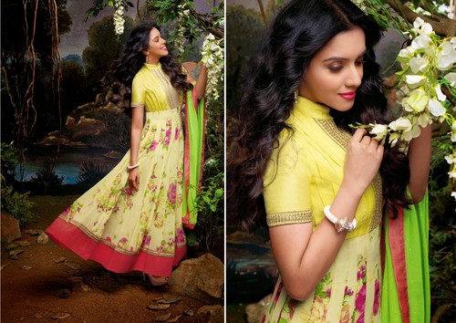Latest Bollywood Suit Asin