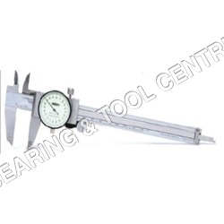 Dial Vernier Caliper Least Count 0.02 & 0.01 mm