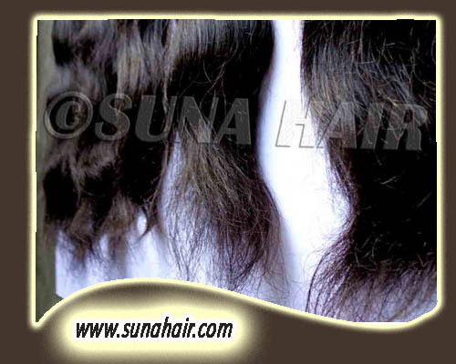 New arrival natural aligned machine weft remy silky curly virgin hair ex