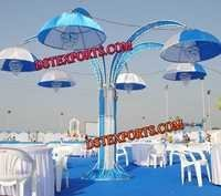 ELEGENT WEDDING DECOR UMBERALA STAND