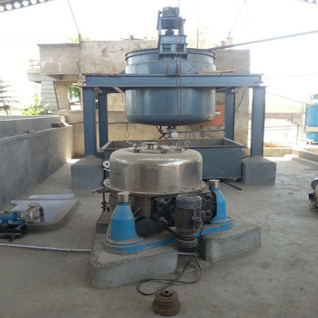 Zinc Sulphate Crystallizer Plant