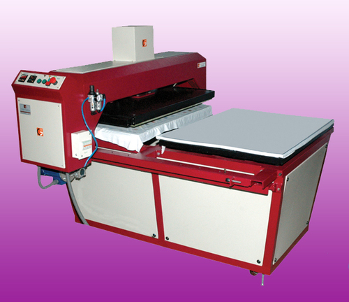 Large Format Sublimation Heat Press Machine