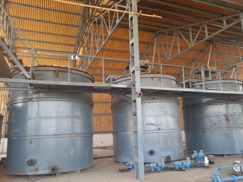 Manganese Sulphate Plant