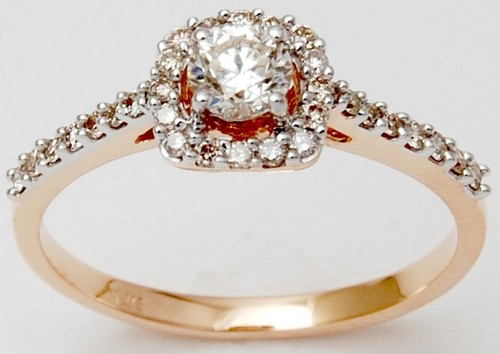 Adorable Sparkling Diamond Ring