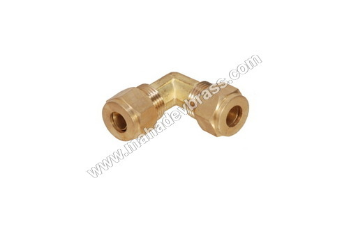 Brass Tube Assembly Elbow