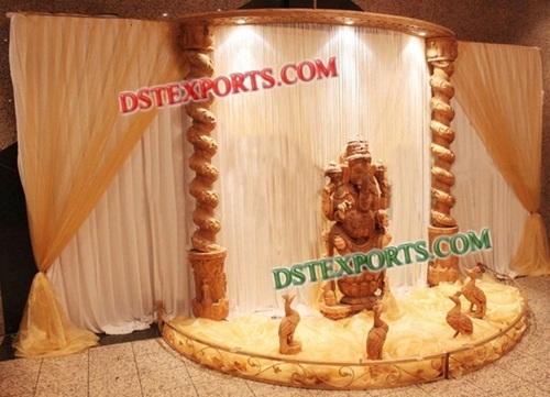 INDIAN WEDDING FOYER DECORATIONS