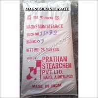 White Magnesium Stearate