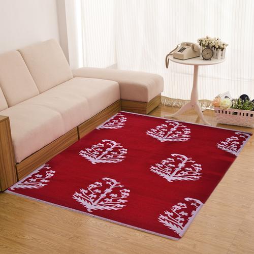 Modern Handmade Cotton Rug