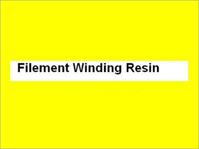 Filament Winding Resin