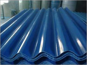 FRP Corrugated Sheet Resin
