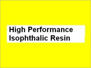 Isophthalic Resin