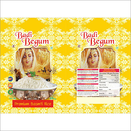 Indian Basmati Rice