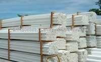 PVC PIPE & RAW MATTERIAL MACHINE URGENT SALE
