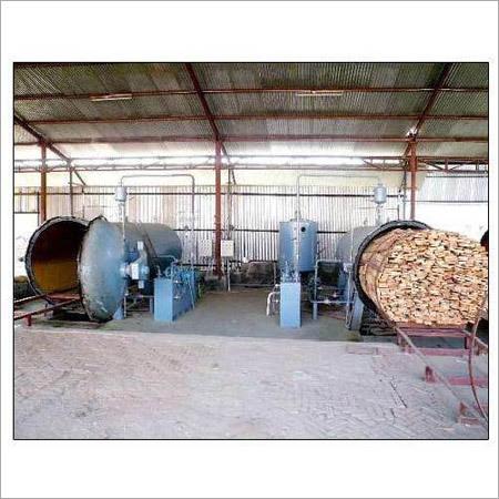 Chemical Treatment Plant